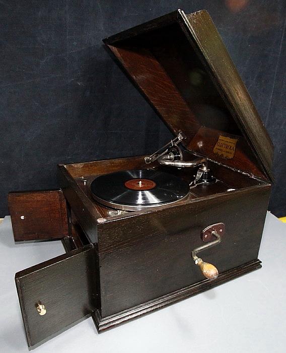 Musikinstrumente Antiquitäten & Kunst Ehrlichkeit Grammophon Tonarm Odeon Inklusive Schalldose