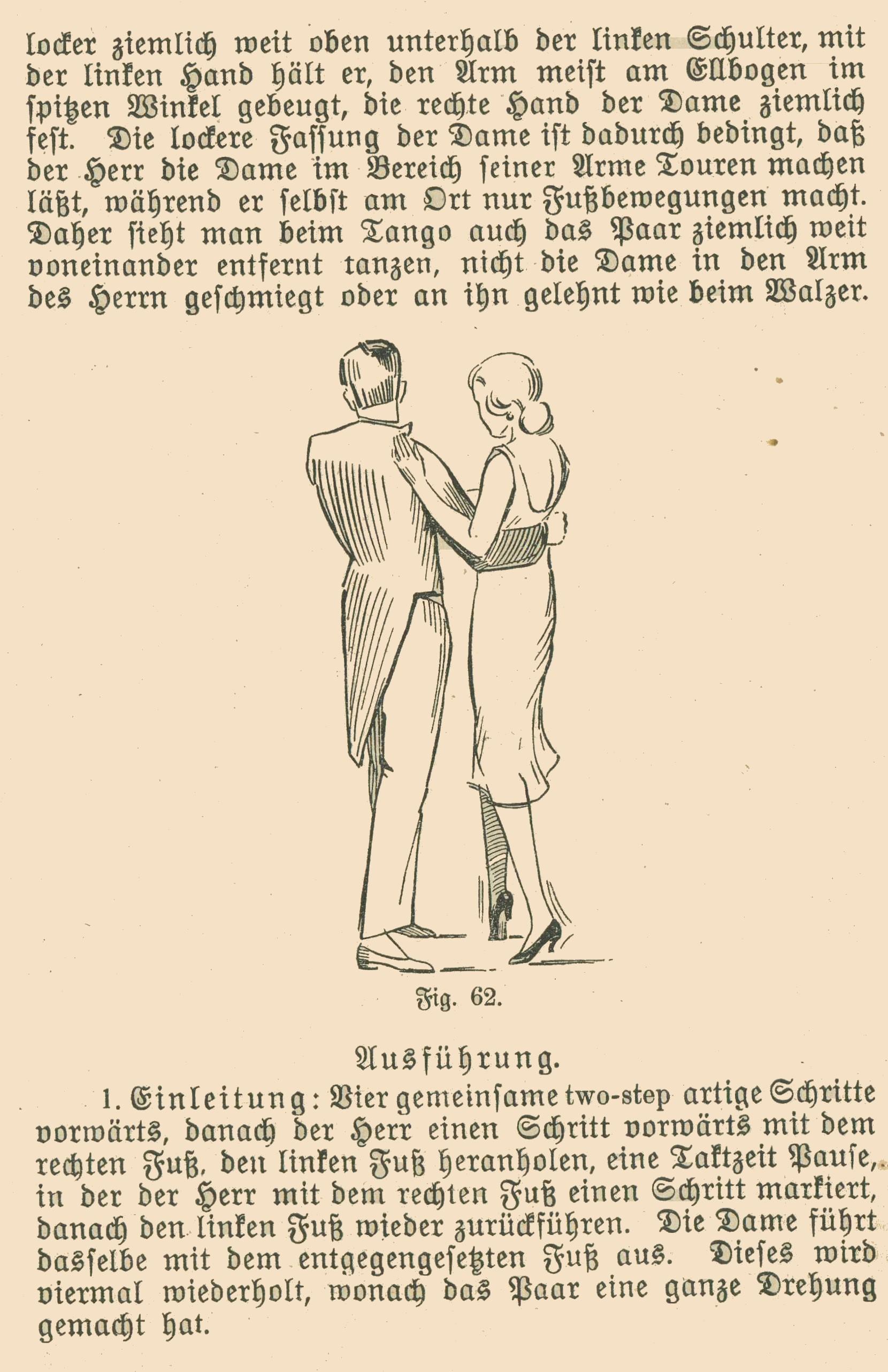 Tanzanleitung