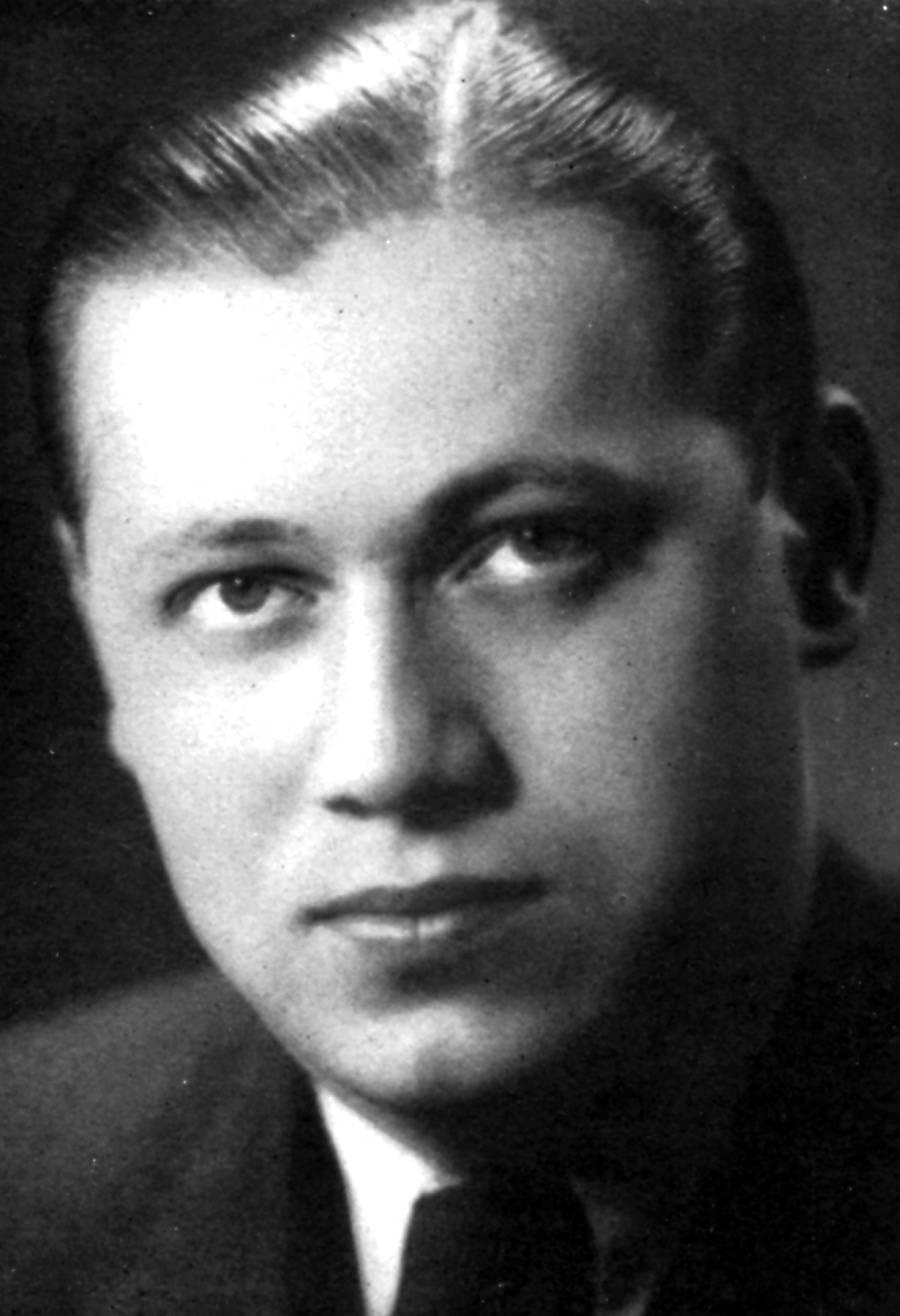 Nach einem von Musik erfüllten Leben stirbt <b>Hans Busch</b> in seiner Wahlheimat <b>...</b> - 1359480556_109_FT14567_hans_busch_orchester_grammophon_1