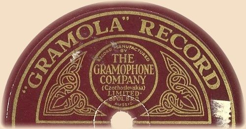 The Hmv In Austria Gramophone War In Vienna Grammophon Und