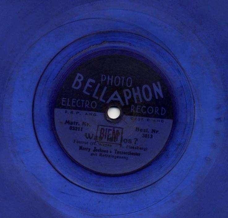 Foren / Labels A-B / Bellaphon - Grammophon und Schellackplatten ...